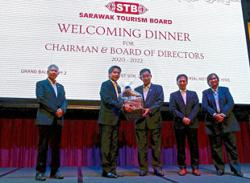 New chairman and members for state tourism board