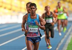 Long wait awaits long-distance runner Prabudass