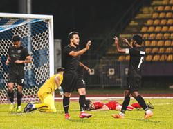Two big wins, and Selangor are just warming up