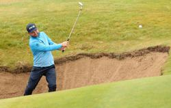 Golf: Home favourite Sullivan cruises to victory at English Championship