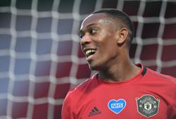 Solskjaer buoyed by Martial progress before Europa quarters