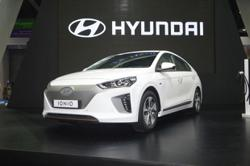 Hyundai expects new family of Ioniq vehicles to drive global EV sales