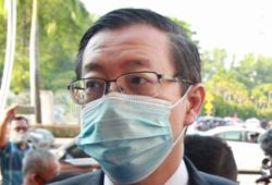 Gerakan VP: Why get the public to pay for Guan Eng's bail?