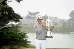 Morikawa serves notice with PGA Championship triumph