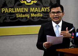 PKR's JB MP urges Armada to lodge MACC report over alleged bribery