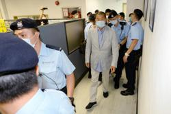 Hong Kong media tycoon Jimmy Lai arrested, newsroom searched (update)