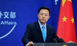 Chinese foreign ministry criticises US health secretary's Taiwan visit