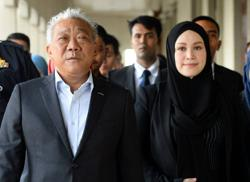 No discussions on RM150mil investment during Felcra BOD meetings, says witness in Bung Moktar and wife's graft trial