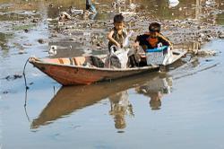 Covid-19 disrupts Citarum River rehabilitation