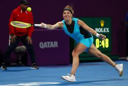 Former champion Kuznetsova latest to withdraw from U.S. Open