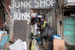 No cash in plastic pollution
