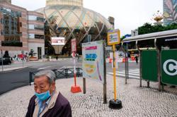 Macau announces partial restart of tourist visas, hoping for casino revival