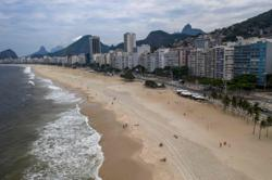 Rio de Janeiro seeks to roll out mobile app for beachgoers braving pandemic