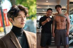 'Goblin' star Gong Yoo's abs on display; trainer shares his workout routine