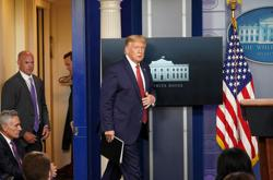 Trump expected to give update on U.S. COVID-19 vaccine development - White House