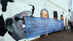 Police record statements from several individuals on vandalism of Shah Alam murals