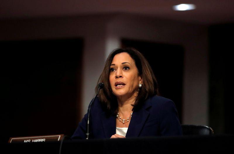 Democrat Joe Biden Chooses U S Senator Kamala Harris For White House Running Mate The Star