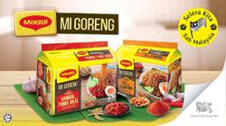 Bringing Malaysian flavours in two new instant noodles