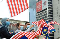 DBKL all fired up to raise the Jalur Gemilang