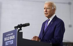 U.S. Democratic presidential candidate Joe Biden has selected running mate