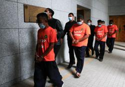 Four MBSA enforcement officers remanded a week in corruption probe