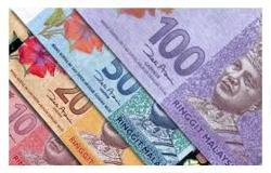 Ringgit opens slightly lower as greenback firms