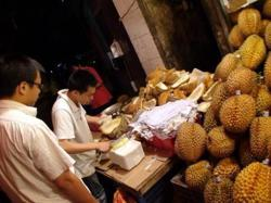 Thai durian exports to Chinese mainland marks 73 per cent of total export volume in first half of 2020