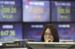 Asian markets mostly drop on worries over US stimulus