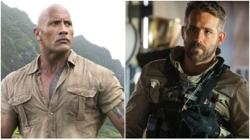 Dwayne Johnson, Ryan Reynolds top paid actors in the world