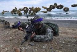South Korea, US to hold smaller annual joint military drills due to Covid-19