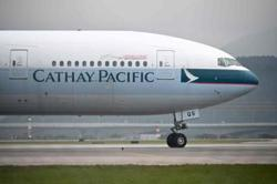 Cathay Pacific reports first-half loss of US$1.27bil