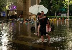 Beijing on standby for biggest rainstorm this summer