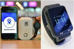 Covid-19: Singapore tracks workers' health with mobile apps and wearable devices