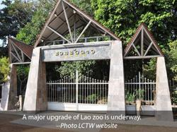 Lao Zoo refocuses vision from entertainment to education
