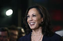 Women say they will fight ugly attacks on Harris