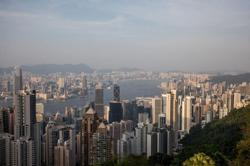 Hong Kong sees big capital inflows as wealthy investors stay put