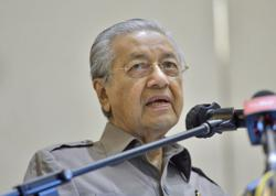 Dr M's new party to be called 'Pejuang'