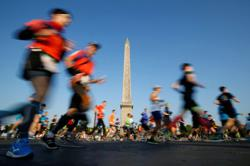 Paris marathon cancelled as COVID-19 cases pick up in France