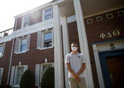 Coping with campus coronavirus: U.S. fraternities, sororities give it the old college try