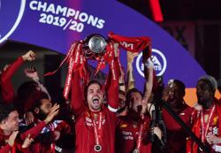 Liverpool set for record payday as clubs agree to delay cuts