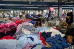 EU slaps duties on Cambodia exports over rights concerns