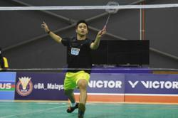 Bad day for independent shuttlers at BAM meet