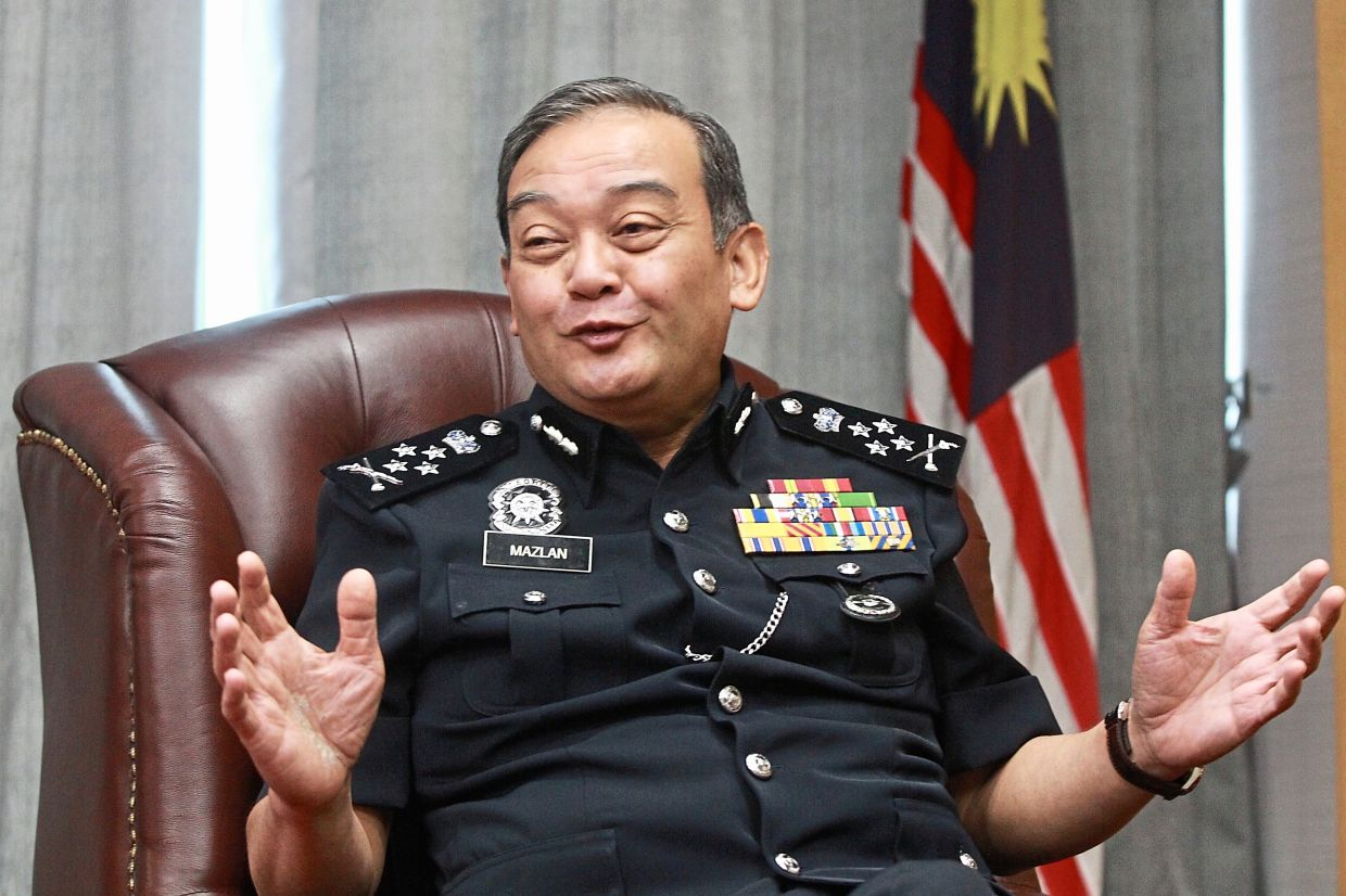 Deputy IGP bids farewell to the force