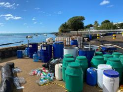 Mauritius tourism, reeling from COVID, now hit by oil spill