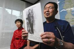 Korean labourers still lost after wars end