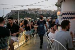 Greece registers 262 new coronavirus cases, highest daily tally