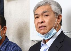 Law firm given 92 cheques by Ahmad Zahid, High Court told
