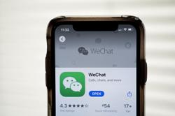 Apple's US$44bil China market threatened by Trump WeChat ban