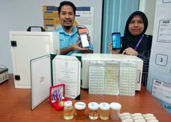 Mersing Polytechnic invents mobile incubator to detect bacteria in water