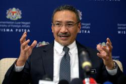 Hishammuddin: Diplomacy resolved dispute between Petronas and Chinese vessels in South China Sea